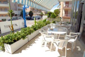 Veranda President hotel San Benedetto del Tronto