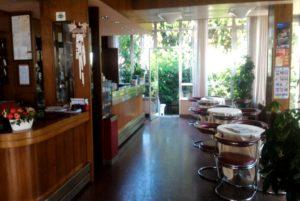 Reception Hotel President San Benedetto del Tronto